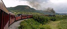 New Mexico railroad