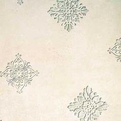 Decorate and paint a faux tile design or random wall art motifs with our Renaissance Tile Stencils Set A. These traditional European tile patterns coordinate with our Renaissance Tile Stencils Stencil Beach Stencils, Large Stencils, Tile Stencils, Stencil Patterns, Stencil Designs, Tile Patterns, Wallpaper Stencil, Stencil Painting, Painting Walls