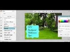 How to Add Text to a Picture Using PicMonkey...Video Tutorial.