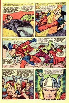 The Sub-Mariner and the Hulk vs the Avengers(JIM Jack Kirby. Marvel Comic Books, Comic Books Art, Marvel Comics, Book Art, Comic Book Pages, Comic Book Covers, Dragon Ball Z, Comic Book Wallpaper, Tales To Astonish