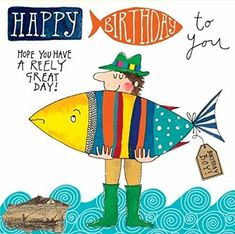 Best birthday wishes funny for men fun Ideas Happy Birthday Wishes Cousin, Happy Birthday For Him, Happy Birthday Images, Happy Birthday Greetings, Man Birthday, Birthday Cards, Funny Birthday, Happy Birthday Fish, Mens Birthday Quotes