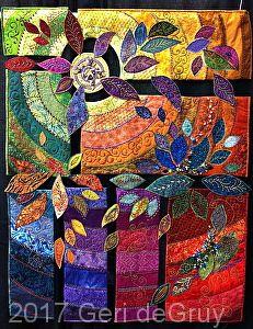 More Amazing Quilts - Mancuso International Quilt Show   EXPLORATIONS