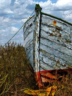 Old boat - HDR Photo | HDR Creme