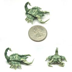 10 Awesome Dollar Bill Origamis | Abduzeedo Design Inspiration