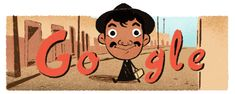 Mario Moreno Cantinflas: 5 Fast Facts You Need to Know Google Doodles, Logo Google, Art Google, Google Days, Mario, Birthday Dates, Around The World In 80 Days, Saddest Songs, Typography Logo
