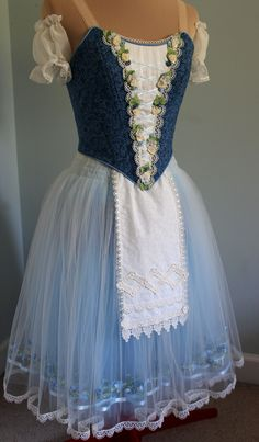 Giselle, DQ DESIGNS tutus and more                              …