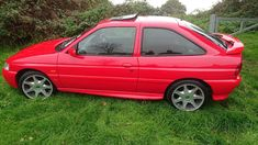 ford escort rs2000 4x4 low mileage/low owner 60k
