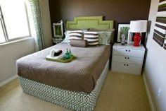 Furniture for Small bedroom – interior design ideas