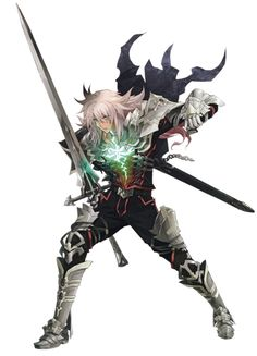 """Fate/Apocrypha Saber of """"Black"""" Siegfried, the Dragon-Blooded Knight"""