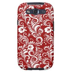>>>Order          Cute red white floral background design samsung galaxy SIII cases           Cute red white floral background design samsung galaxy SIII cases in each seller & make purchase online for cheap. Choose the best price and best promotion as you thing Secure Checkout you can trust B...Cleck Hot Deals >>> http://www.zazzle.com/cute_red_white_floral_background_design_case-179649622482533686?rf=238627982471231924&zbar=1&tc=terrest