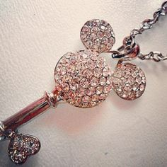 MickeyMouse necklace.................want this as a tatoo