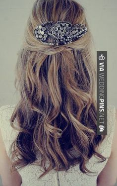 Fantastic - wedding hair accessories Jenny-Packham-Wedding-Hair-Accessory-ELLE-wedding | CHECK OUT THESE OTHER TO DIE FOR SHOTS OF GREAT wedding hair accessories OVER AT WEDDINGPINS.NET | #weddinghairaccessories #weddinghair #hair #hairaccessories #hairstyles #hair #boda #weddings #weddinginvitations #vows #tradition #nontraditional #events #forweddings #iloveweddings #romance #beauty #planners #fashion #weddingphotos #weddingpictures