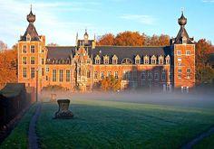 CASTLES IN BELGIUM   spiere castle belgium warande castle belgium wijnendale castle belgium ...