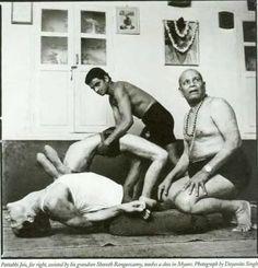 And how was your day? #ashtanga #yoga #Pattabhi Jois