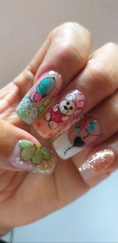 Manicure, Lily, Polish, Nail Art, Pretty Nails, Work Nails, Enamel, Toe Nail Art, Long Nail Designs