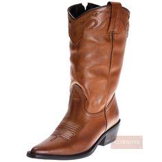 bota infantil feminina bico fino caramelo com ziper e sola de borracha  p8103 - Busca na Loja Cowboys - Moda Country 5ff871baafa
