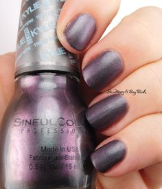 Sinful Colors - Konstellation