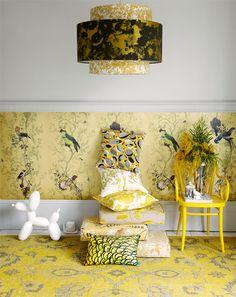 Styling & Concept: Finola Inger Photographer: Ander Gramer Elle Decoration