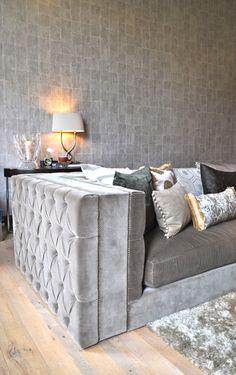 Lamp van Porta Romana via Duran Lighting and Interiors (www. Interior Styling, Interior Decorating, Interior Design, Grey Room, Paris Design, Classic Interior, 50 Shades Of Grey, Home Office, Modern Design