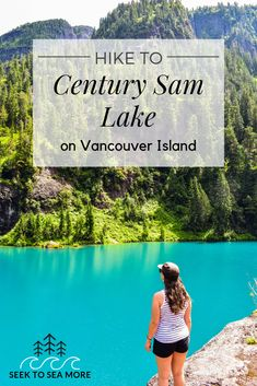 Century Sam Lake hike on Vancouver Island