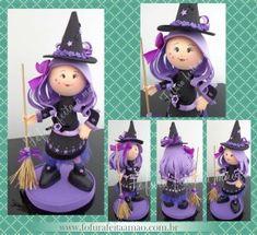 Witch 35 CM