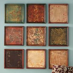 LOVE THESE SCRAPBOOK PAPER LAYOUTS FOR THE WALL, MOST PAPER FOR SCRAPBOOKING HAS MORE DESIGN INVOLVED THAN WALL PAPER