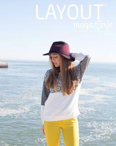 February Issue. www.layout.com.pt/magazine