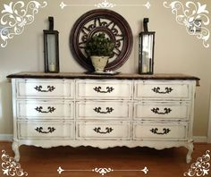 Get An Instant Vintage Look With Chalk Paint Ideas For Furniture