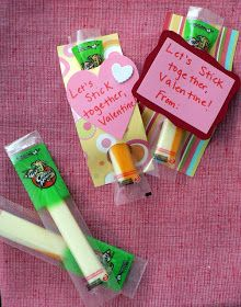 Be Different...Act Normal: Healthy Valentine Treats To Give Away
