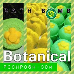 Check out our new PICHPOSH.com Bath Bomb - Botanical - A stroll through a garden with hints of the far east. While bathing add one or more Bath Bombs to your Bath & discover the PICHPOSH Experience. Shop Here: http://www.pichposh.com/securestore/c148229p16378095.2.html Visit PICHPOSH.com http://www.pichposh.com #botanical #green #yellow #summer #bathbomb #bathandbody #pichposh #gifts