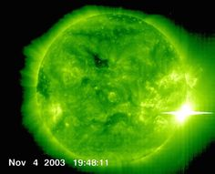 Over a thousand years ago, the sun exploded — and changed life on Earth forever - Business Insider