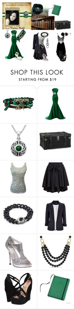 """""""Tisha Nott"""" by camille-93200 ❤ liked on Polyvore featuring Carolina Glamour Collection, Ralph Lauren Home, Marc by Marc Jacobs, Wallis, Stuart Weitzman, Ice, Cece L'amour and Menbur"""