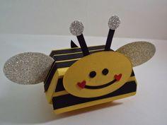 Unique Ink: Hamburger Box Bumble Bee