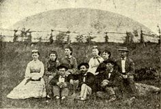 Students of Strawberry Plains College, TN, 1848 - 1863