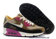 pretty nice bcfaf 3d7e1 Discounts Nike Air Max 90 Bamboo Sail Olive Womens Shoes Nike Air Max For  Women,