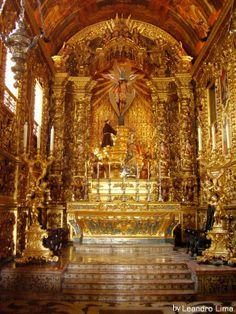 Igreja de São Francisco da Penitência (Convento de Santo Antônio do Rio de Janeiro) - by Leandro Lima