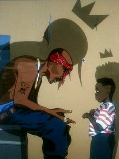 Tupac & Kendrick Lamar | Kendrick is a rare breed