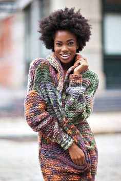 Wild and fabulous! (Natural hair, afro)