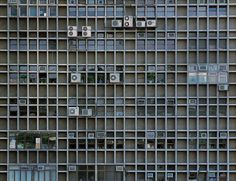 Architecture of density, Hong Kong, photo: Michael Wolf