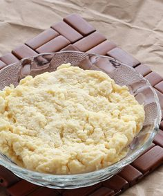 Homemade Khoya (Mawa) - Authentic recipe of making khoya from milk - Mawa is used in making Indian sweets and desserts like rabri, gulab jamoon, peda etc.