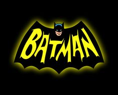 BATMAN ONLINE - Gallery - 1966 Batman TV Series Logo from
