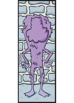 Dover Publications Make Your Own Bookmark Sticker Activity Book: Monsters, Robots and More!