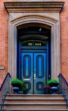 Chartreuse green door in New York City New York. | Doors | Pinterest | Doors City and Gates & Chartreuse green door in New York City New York. | Doors ...