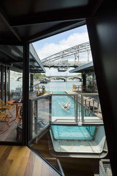 Seine Design, Sergio Grazia · Off Paris Seine