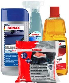 Sonax Premium Car Wash  Wax Kit >>> Read more reviews of the product by visiting the link on the image.