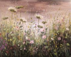 'Sparkles after the Rain' by Marie Mills