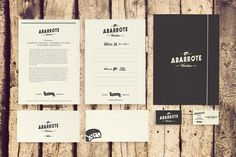 Abarrote by Estudio Altillo , via Behance