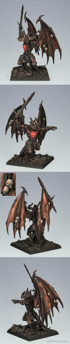 Be'Lakor, the Dark Master, Chaos Daemon