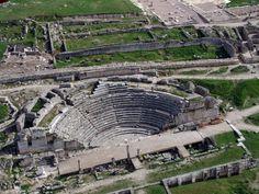 Segobriga, ciutat romana de la Celtibèria