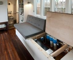 6 Organization Lessons to Learn from Tiny Houses | Apartment Therapy